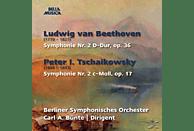 Bünte/Berliner SO - Sinfonie 2 [CD]