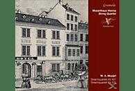 Mozarthaus Vienna String Quartet - Streichquartette KV 421+575 [CD]