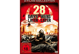 28 Days Later + 28 Weeks Later [DVD]