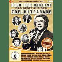 VARIOUS - Hier Ist Berlin! Das Beste Aus Der ZDF-Hitparade [DVD]
