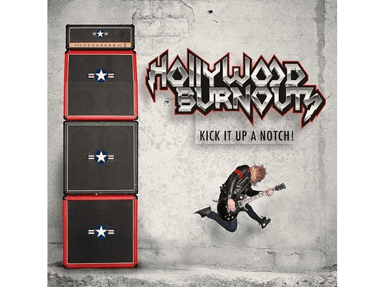 Hollywood Burnouts - Kick It Up A Notch! [Vinyl]