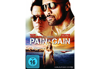Pain & Gain [DVD]