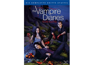The Vampire Diaries - Staffel 3 [DVD]