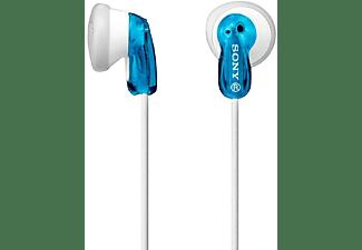 SONY MDR-E 9 LP Ohrhörer, blau-weiß
