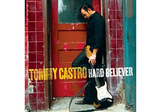 Tommy Castro - Hard Believer  - (CD)