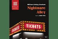 Adam Sims - Nightmare Alley - (CD)