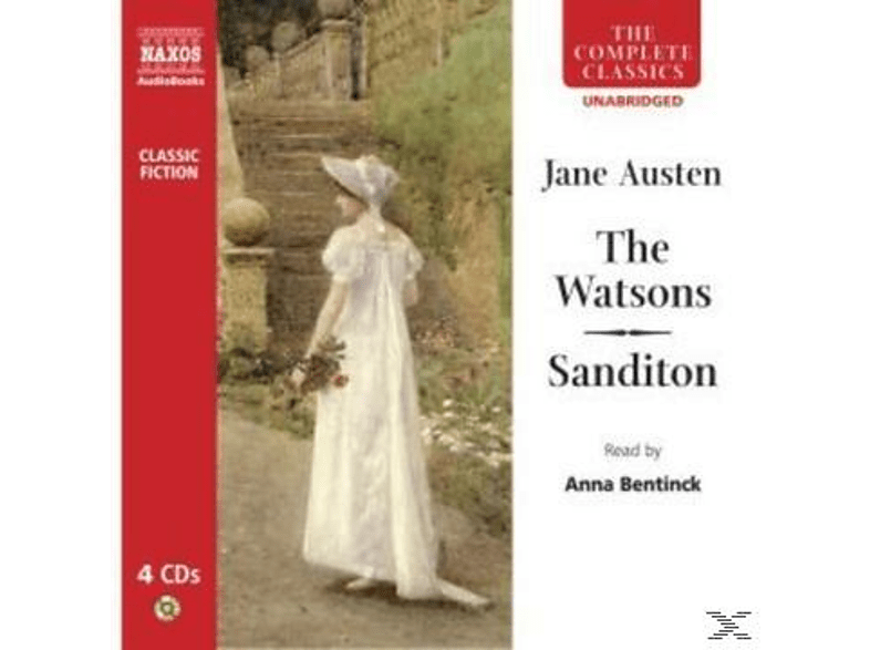 THE WATSONS/SANDITON - (CD)
