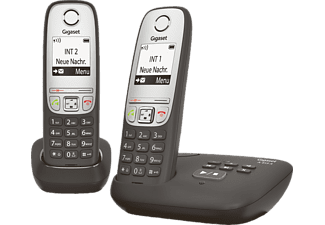 GIGASET A 415 A Duo Schnurloses Telefon