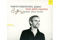 Marco Marzocchi - Mon Petit Caprice-Klavierwerke [CD]