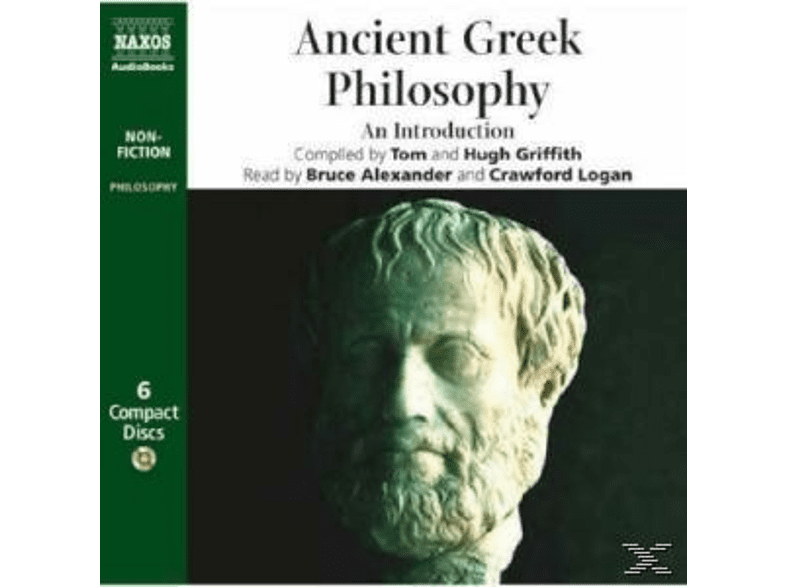 Ancient Greek Philosophy - (CD)
