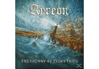 Ayreon - The Theory Of Everything (2lp+2cd)