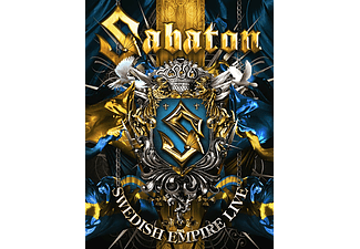 Sabaton - Swedish Empire Live (DVD)