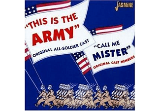 Irving Berlin - THIS IS THE ARMY / CALL M  - (CD)