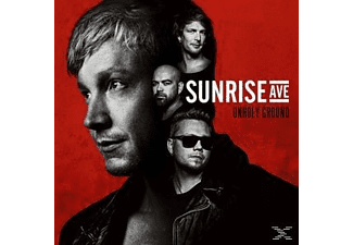Sunrise Avenue UNHOLY GROUND CD
