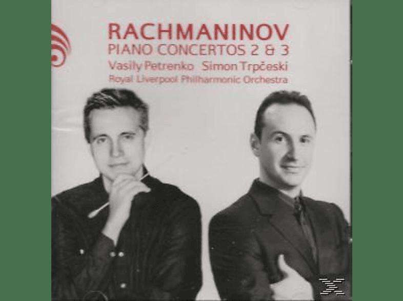 Simon & Royal Liverpool Philharm Trpceski - Konzert Fuer Klavier Nr2, Nr3 [CD]