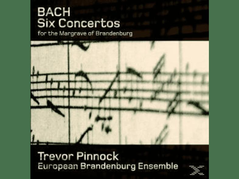 Trevor Pinnock (lei European Brandenburg Ensemble - Brandenburgische Konzerte Bwv1046, Bwv1047, Bwv104046, Bwv10 [CD]