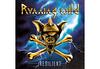 Running Wild - Resilient - Limited Edition (CD)