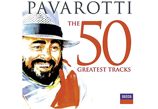 Luciano Pavarotti - Pavarotti - The 50 Greatest Tracks (CD)