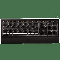 LOGITECH K740, Tastatur