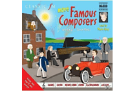 More Famous Composers - (CD)