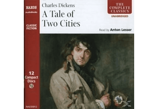 A Tale Of Two Cities - 12 CD - Literatur/Klassiker
