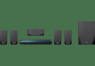 Home Cinema 5.1 - Sony BDV-E2100, 1000 W, Subwoofer, Blu-ray, 3D, Bluetooth, NFC, Wi-Fi, HDMI, USB,