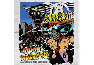 Aerosmith - Music From Another Dimension! (Vinyl LP + CD)