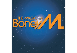 Boney M. - The Magic Of Boney M. (CD)