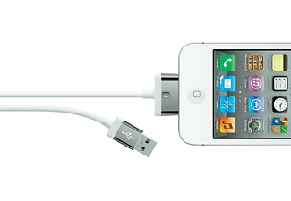 BELKIN iPad/USB kabel Wit