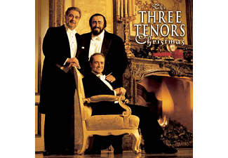 Domingo, Carreras, Pavarotti - The Three Tenors Christmas (DVD)