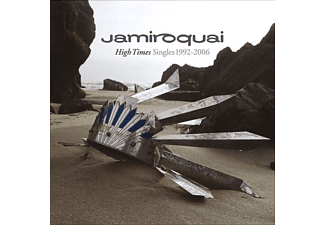 Jamiroquai - High Times - Singles 1992-2006 (CD)