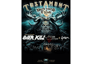 Testament - Dark Roots Of Thrash (CD + DVD)