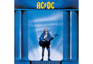 AC/DC - Who Made Who (Vinyl LP (nagylemez))