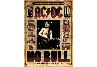 AC/DC - No Bull - The Directors Cut (DVD)