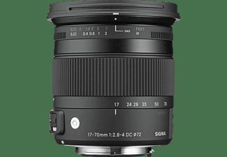 Objetivo- Sigma DC 17-70 mm f/2.8-4 HSM OS Contemporany para Nikon