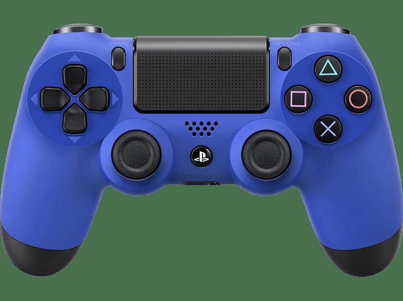 PS4 Controller Wireless DualShock 4, blau - Media Markt