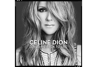 Céline Dion - Loved Me Back To Life (CD)
