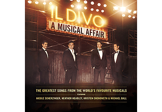 Il Divo - A Musical Affair (CD)