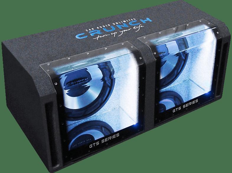 CRUNCH GTS-800 Subwoofer Passiv