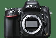 Cámara Réflex - Nikon D610, Cuerpo