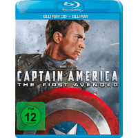 Captain America - The First Avenger (3D/2D) [3D Blu-ray]
