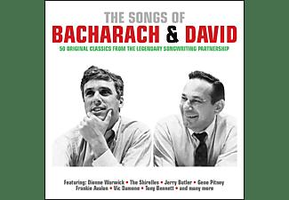 VARIOUS - The Songs Of Bacharach & David  - (CD)
