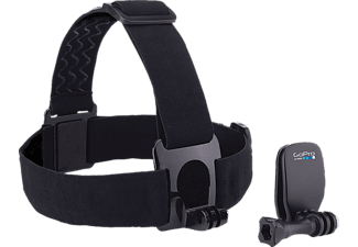 GOPRO Kopfband + QuickClip (ACHOM-001) HeadStrap + QuickClip