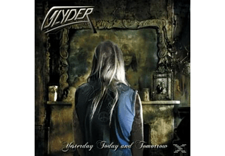 Glyder - Yesterday, Today And Tomorrow  - (CD)