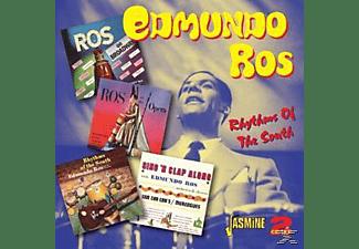 Edmundo Ros - Rhyhms Of The South  - (CD)