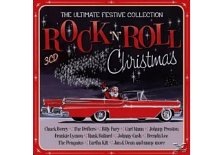 Various ROCKN ROLL CHRISTMAS CD