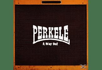 Perkele - A Way Out  - (CD)