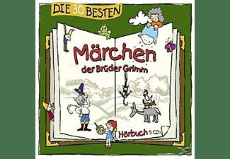 VARIOUS - Die 30 besten Märchen der Brüder Grimm [CD]
