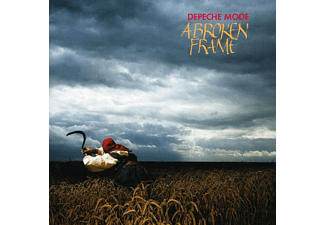 Depeche Mode - A Broken Frame (CD)