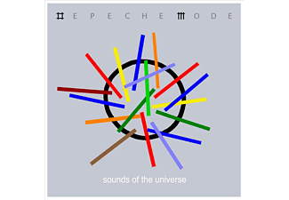 Depeche Mode - Sounds Of The Universe (CD)